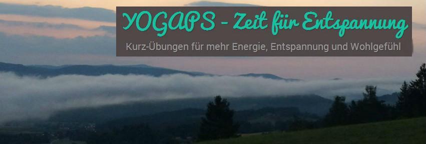 YOGAPS - Kleine Yoga Häppchen